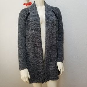 Athleta Horizon Wrap Long Sleeve Cardigan Large